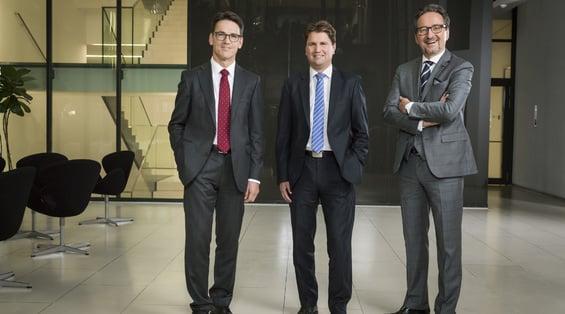 Vorstandswechsel in der Hypo Vorarlberg