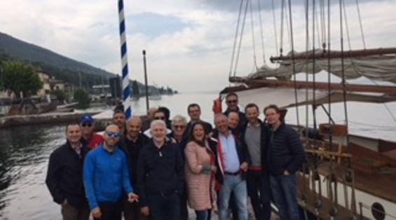 Weekend agenti sul Lago di Garda