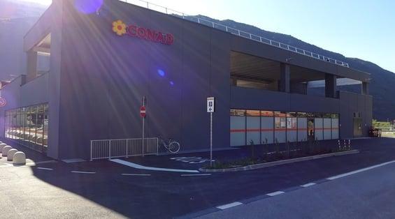 Hypo Vorarlberg Leasing finanzia un centro commerciale ecocompatibile